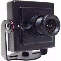 Nova Mini Camera Vigia Ccd Modelo - 100% Excelente!!!