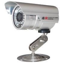 Câmera P/ Sistema Vigilancia Infravermelho 30 Mts 480 Linhas