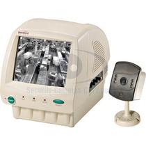 Cftv Circuito Fechado Tv Monitor 5.5 C/ 2 Cameras Somente Rj