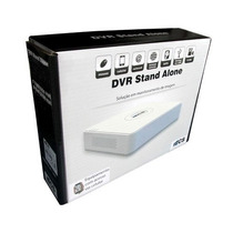 Dvr Wd1 Stand Alone 08 Canais Cs Slim Branco 1291