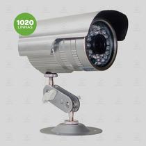 Camera De Segurança Infravermelho Ccd Sony 1/3 Qualidade Hd