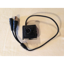 Micro Câmera Colorida 420 Tvl - Ntsc