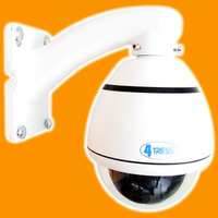 Câmera Mini Speed Dome Ptz Sony 1/3 Ccd 700 Linhas 10x Zoom