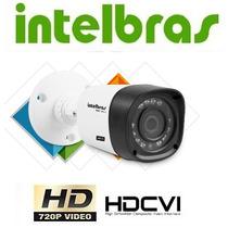 Câmera Hdcvi 1020b Lançamento Intelbras Infra 25 Ir