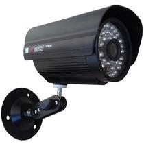 Câmera Segurança Vídeo Ccd Digital Infra Vermelho 36 Led Col
