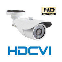 Camera Hdcvi Infra 30mts 720p Hd Vhd Compativel C/ Intelbras