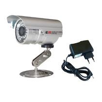 Camera Residencial Infra Vermelho Ccd Digital 36 Leds
