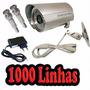 Camera Ccd Digital Infra Vermelho 36 Leds 800 Linhas