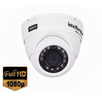 Camera Full Hd Intelbras Hdcvi 1080p 20ir Hd Vhd 5020d 3.6mm