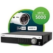 Gravador Digital De Vídeo Dvr 32 Canai Hdcvi 5032 Intelbras
