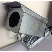 Caixa De Ferro Galvanizada Para Proteção De Câmeras