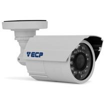 Camera Segurança Residencial Comercial Bullet Ecp 23 Leds
