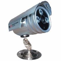 Câmera Segurança Infravermelho 30mts Ccd Digital 1200 Linhas