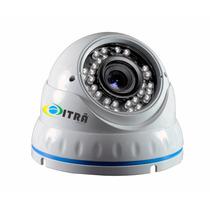 Sistema Segurança Residencial Com Camera Infrave Ahd-m 720p