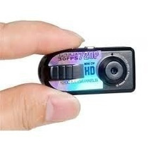 Mini Camera Filmadora Micro Espiã Hd 720p Real