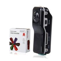 Mini Filmadora Detetive Hd Camera Espiã Dv 5.0 Mp Microfone