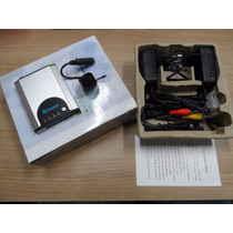 Kit Micro Camera Swann Segurança Sem Fio E Receptor Wireless