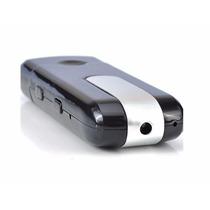Pendrive Espiao Mini Camera Video E Audio Hd Oculto