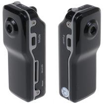 Mini Filmadora Detetive Hd Camera Dv Espia 5.0 Mp Microfone