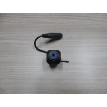 Kit Micro Câmera Wireless + Receptor Cctv Sem Fio Visão Notu