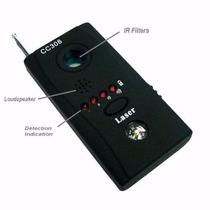 Detector E Identificador De Cameras S/ Fio (espionagem) C265