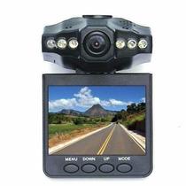 Camera Dvr Para Veiculos Lcd 2,5 6 Leds Tela Retrátil.