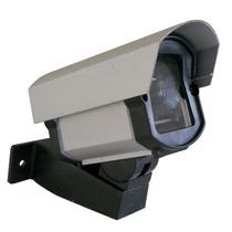 Caixa De Proteção Para Mini Camera Em Aluminio - Usada