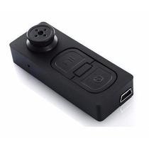 Botão Espião Filmadora Oculta Camera Espiã 007