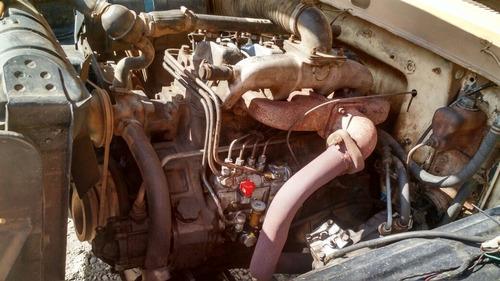Caminhão Ford F 4000 N Vw 8 150/ Mb 608 Só 26 Mil
