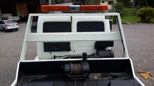 Caminhão Guincho Plataforma Cargo 2422--4ºe-29t