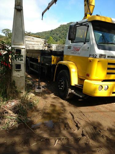 Caminhão Munck Aluguel Transporte Locação
