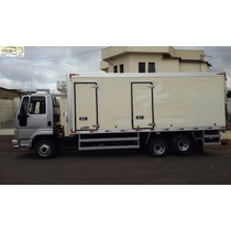 Ford Cargo 815 Truck Refrigerado Thermo King V 500 Covelp