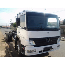 Mb Atego 1725 Truck Chassi Covelp Americana Sp