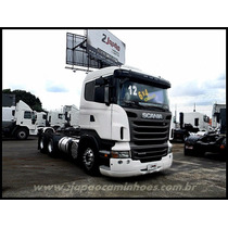 Scania R 440 6x4 12/12 (final Placa 50)