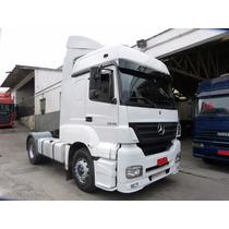 Mb 2040 2540 C/ar Teto Alto 4x2 Unico Dono Troca Scania P340