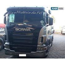 Scania R-480 6x4 Único Dono, Ótimo Estado, Preço Baixo, 2013
