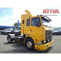 Ativa Caminhões - Scania R 113 H 4x2 1996/1996 Amarela