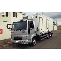 Ford Cargo 815 Truck Refrigerado Thermo King V 500 Covelp