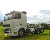 Caminhão Volvo Fh 12380 6x2 Cavalo Mecanico Trator Ano 2005