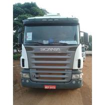 Scania G380 6x2 Trucado 2008+caçamba - 2012