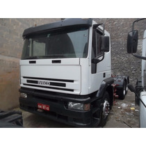 Iveco Eurotech 2005 6x2
