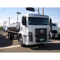 Vw 17-250 Constellation Ano 2011 Tanque Leite