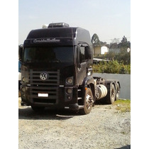 Vw 19.320 2008/2008 6x2 Trucado Com Rastreador