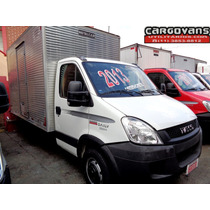 Iveco Daily 35s14 Chassi Bau Ano 2013