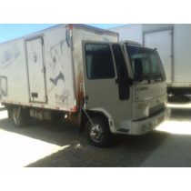 Ford Cargo 815 Com Bau, Novo