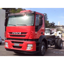 Iveco Stralis 360 Ano 2013 R$ 150.000,00 - F0234