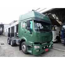 Sinotruk Howo 380 6x2 2009 Promoção = Fh 380 Scania 360 420