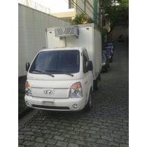 Hyundai Hr 2011/2012 Baú Refrigerado -10 Graus