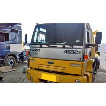 Ford Cargo 4532 4x2 2008 Semi-leito Financia 100% *confira*