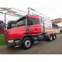Scania T 124 360 6x2 Trucado Truck T124 T114 R124 420 380